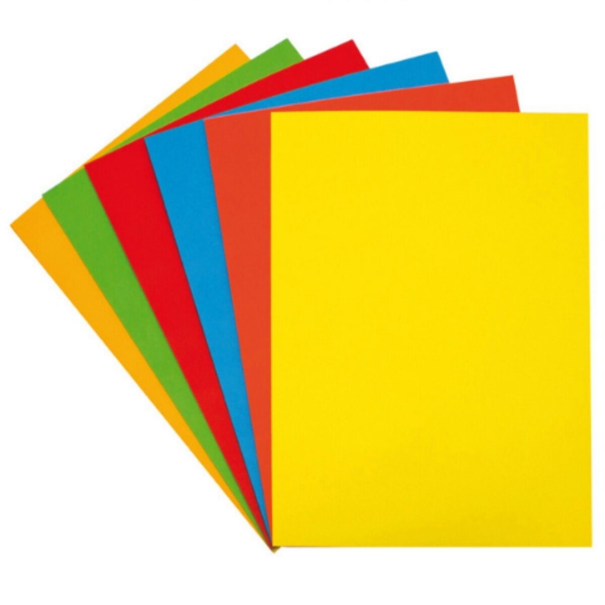 30 Hojas De Colores Tamaño Carta Madi E Commerce